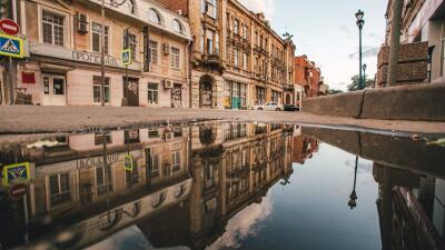 Ростов-на-Дону: город с красивым фасадом и жуткими коммуникациями
