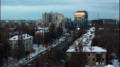 Мой переезд с Юга в Воронеж: захотелось снега и зрелищ