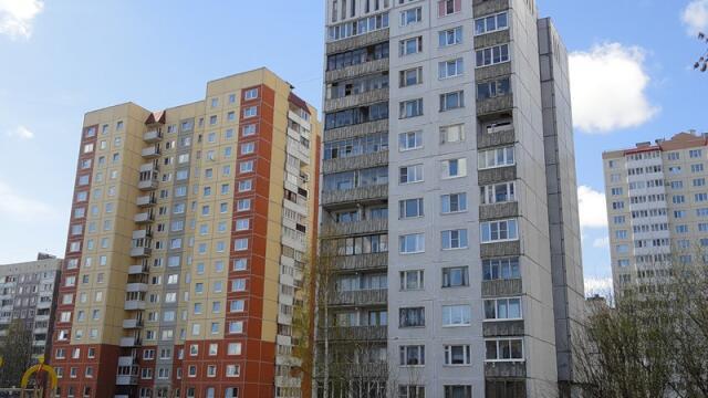 Санкт-Петербург. Невский район