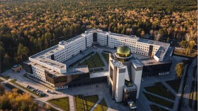 Расскажу, как живется в Новосибирском Академгородке