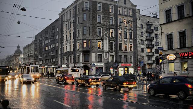 Санкт-Петербург. Василеостровский район