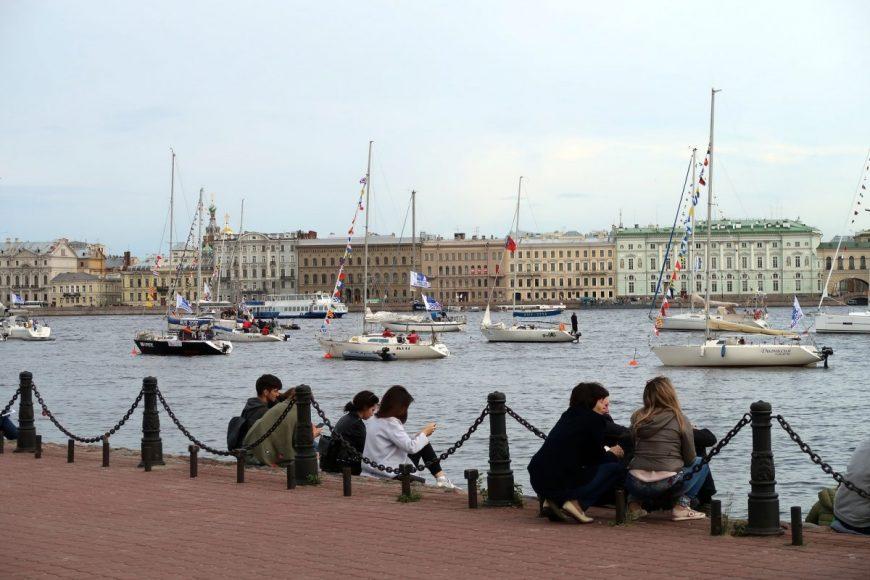 Морская ассамблея в СПб