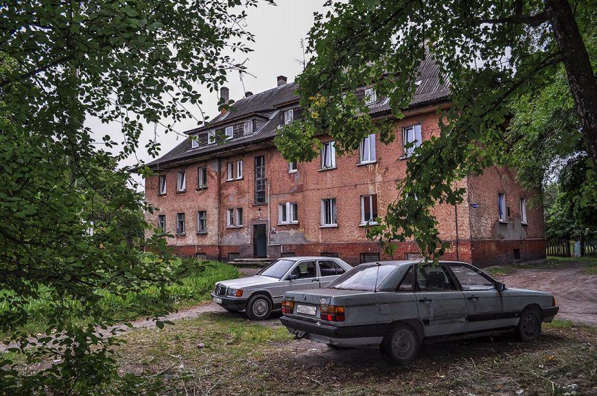 Старые авто в Калининграде