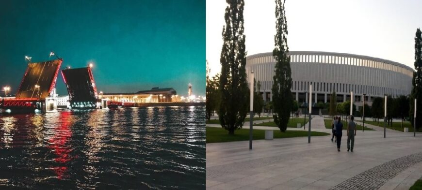 Петербург vs Краснодар