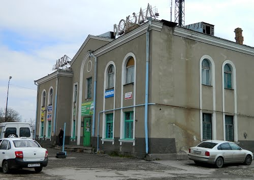 Автовокзал на улице Гагарина Ессентуки