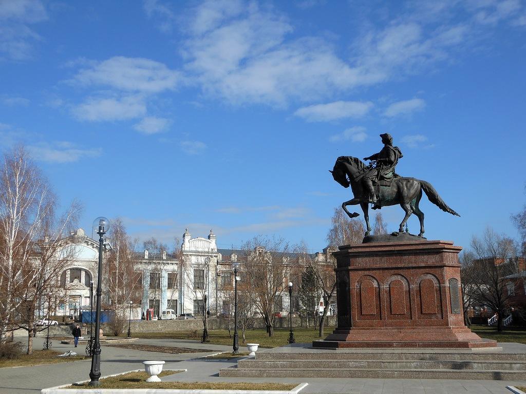 Достопримечательности Бийска. Город Бийск, Алтайский край