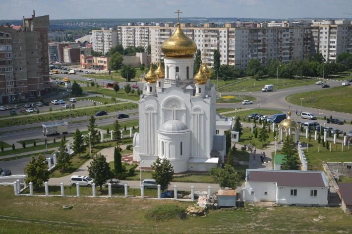Рождественский храм г. Старый Оскол