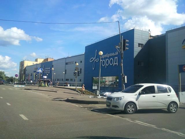 Иваново. Серебрянный город
