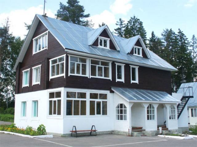 Отель Малинки