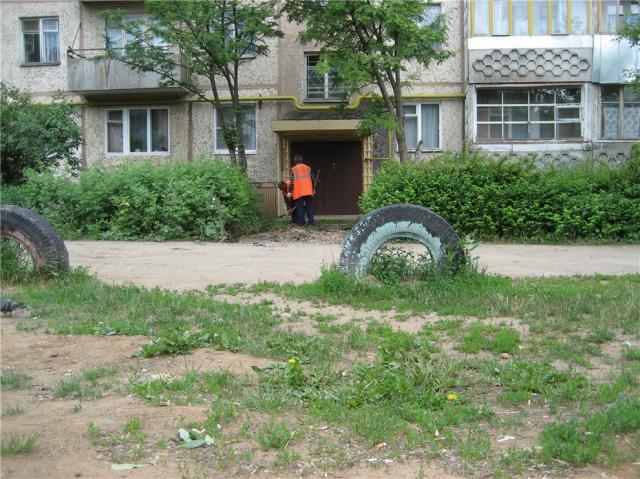 Иваново. Рабочий поселок