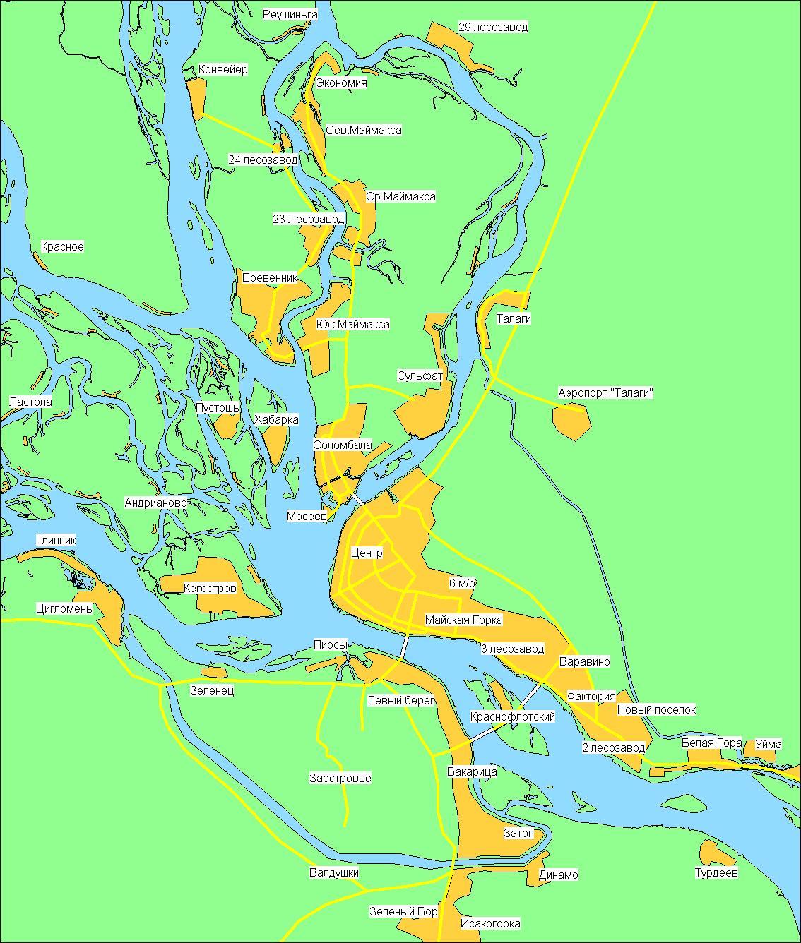 карта конвейера архангельск