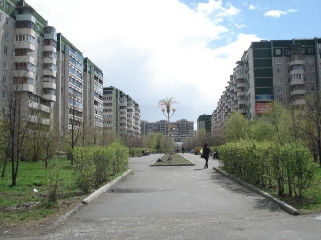 Екатеринбург. Ботаника