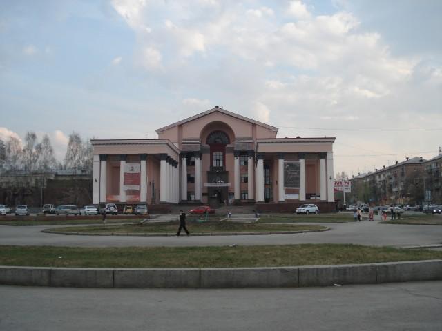 Екатеринбург. ДК ВИЗ