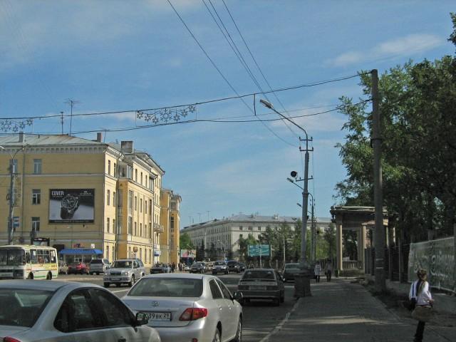 Дороги Архангельска