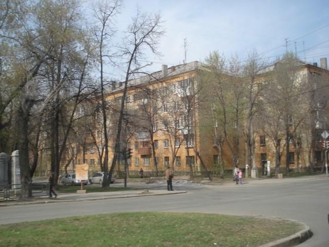 Екатеринбург. Эльмаш