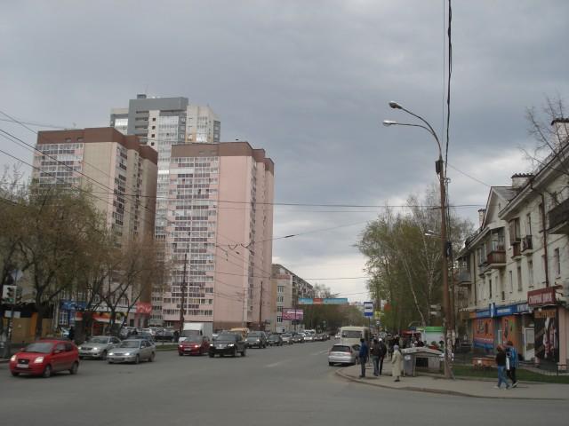 Екатеринбург. Пионерский