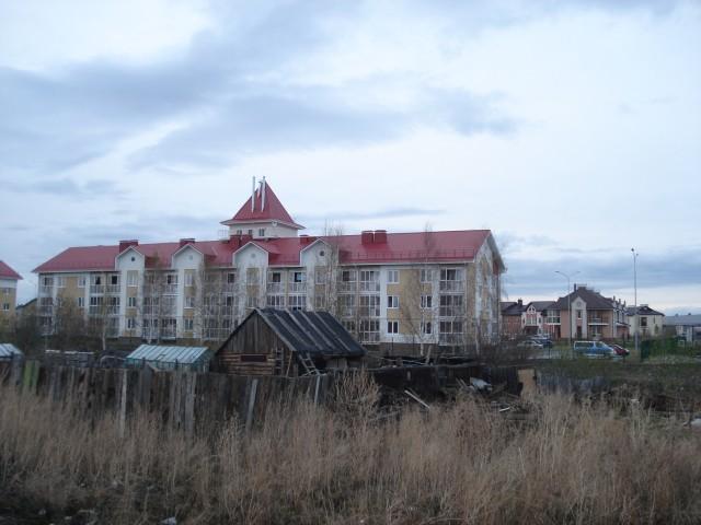 Екатеринбург. Широкая речка