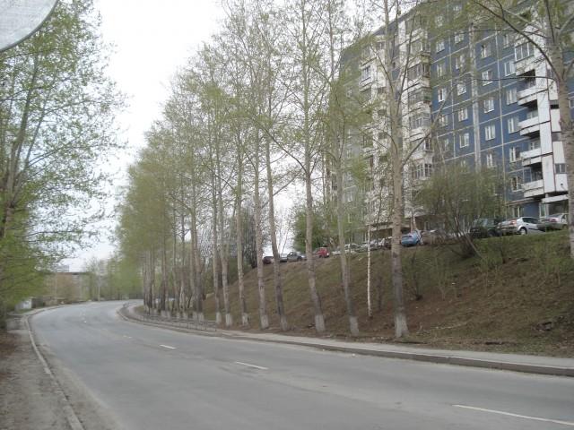 Екатеринбург. Синие камни