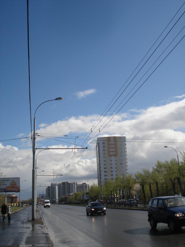 Екатеринбург. Уктус