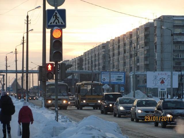Улица Галушина