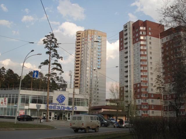 Екатеринбург. Старая Сортировка