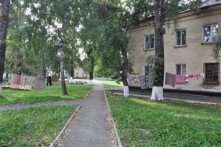 Среднестатистический абашевский двор
