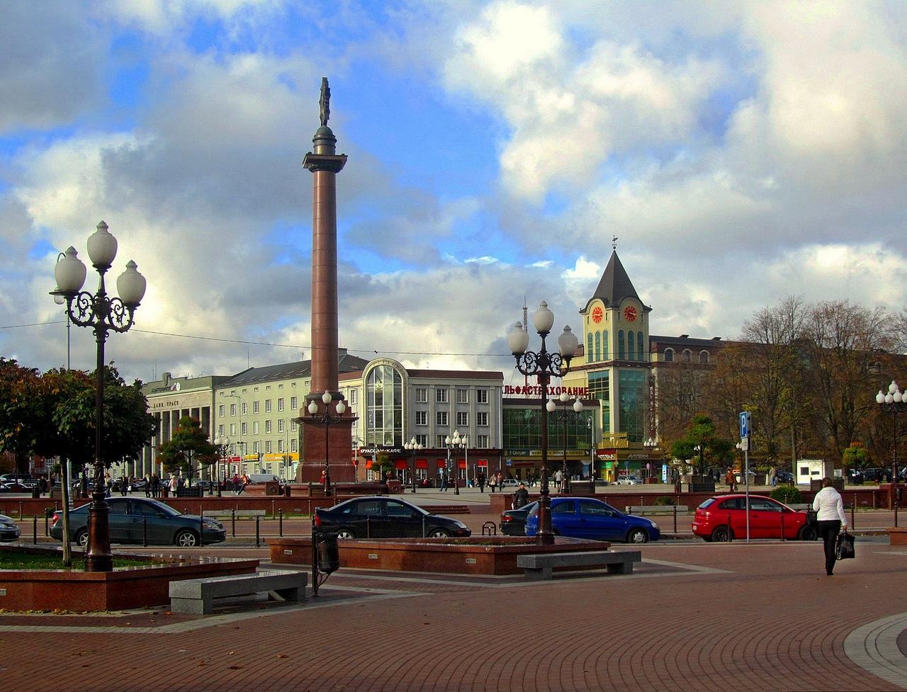В Калининграде люди отвратительные