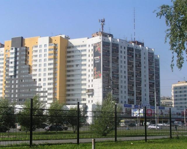 Тракторозаводский район Челябинска