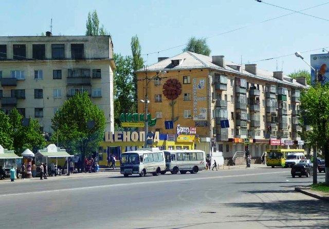 Площадь Мира (район НЛМК)