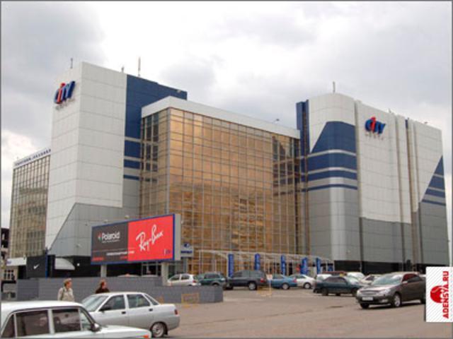 Барнаул. ТРЦ Сити