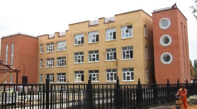 Детский сад на 300 мест в пос.Матырский