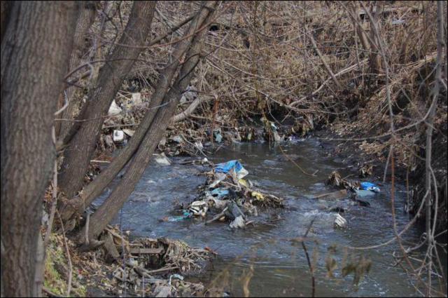 Река Пивоварка. Комментарии излишни