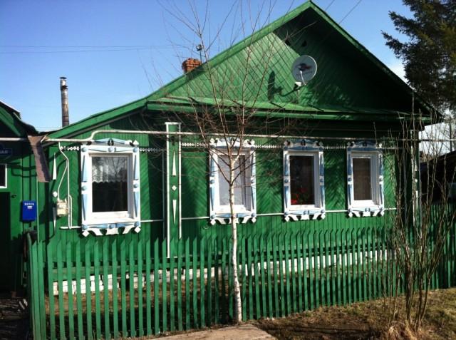 Даже за такой дом придется выложить не менее миллиона рублей