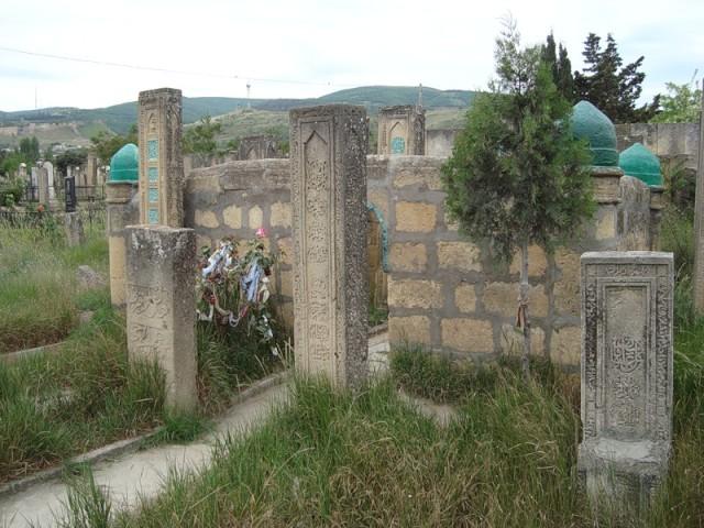 Кладбище «Кырхляр»