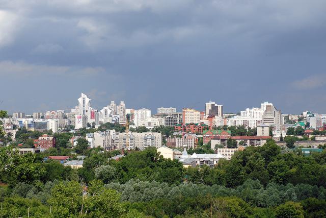 Барнаул. Наше время
