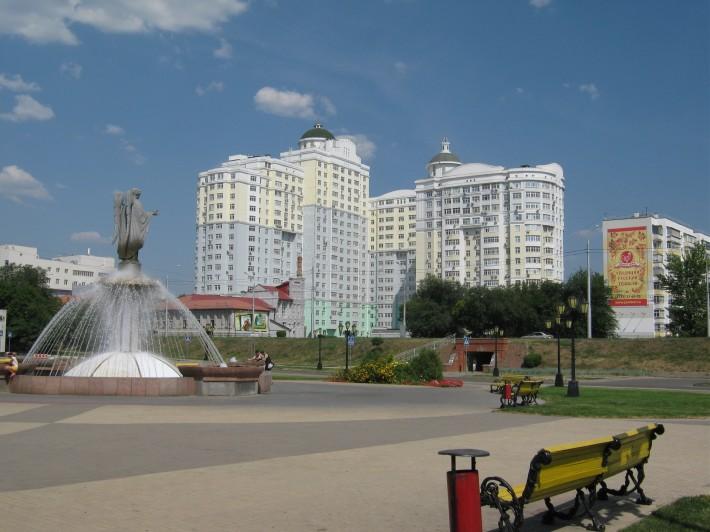 Белгород. ЖК Славянский
