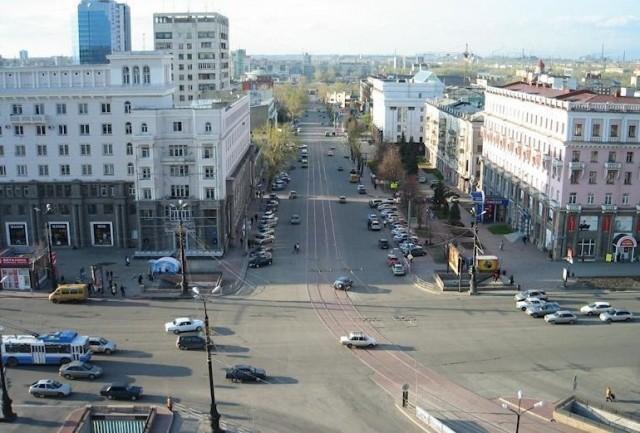 Центральный район Челябинска