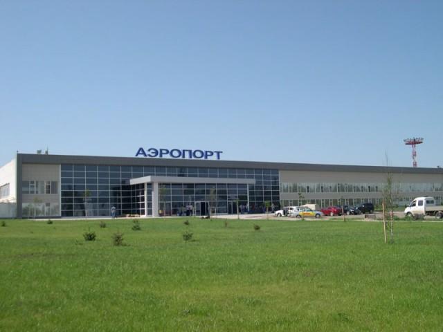 Аэропорт Астрахани