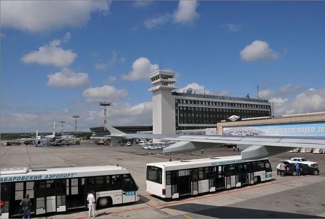Аэропорт Хабаровска - крупный транспортный узел