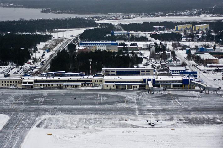 Аэропорт города Сургута