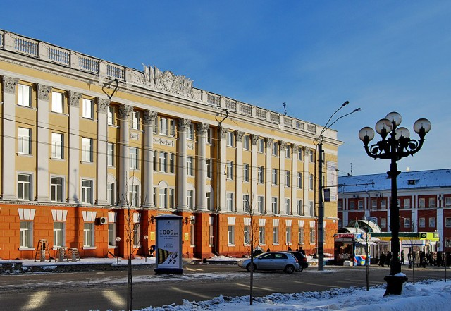 Алтайский мединститут