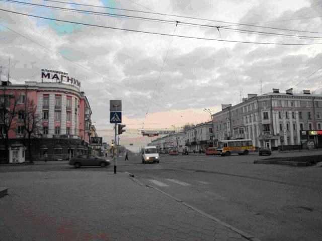 Нижний Тагил. Ленинский район