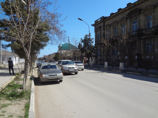 Улица Буйнакского