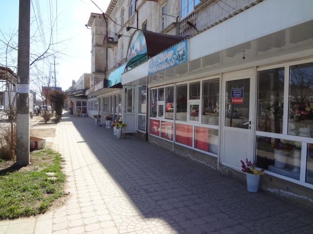Привокзальная улица. Магазины цветов