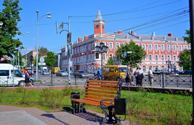 Дом Гончарова в Ульяновске