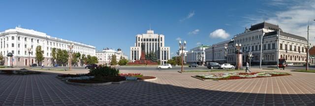 Здание правительства Республики Татарстана