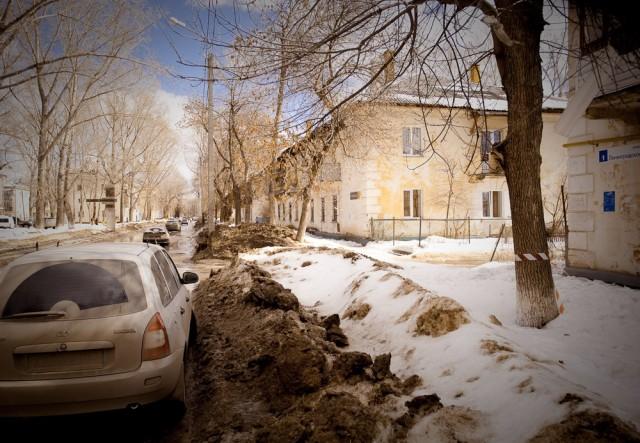 Дороги Тольятти