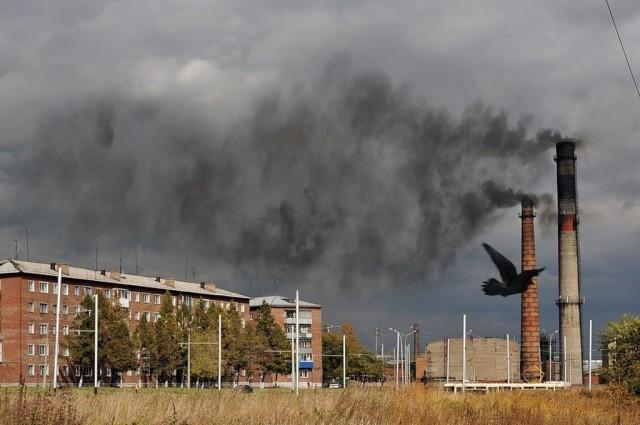 Экологически чистый Прокопьевск