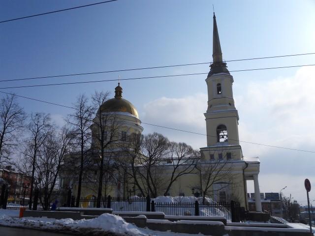 Ижевск. Александро-Невский собор
