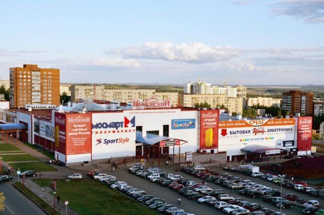 Ижевск. ТРК Петровский